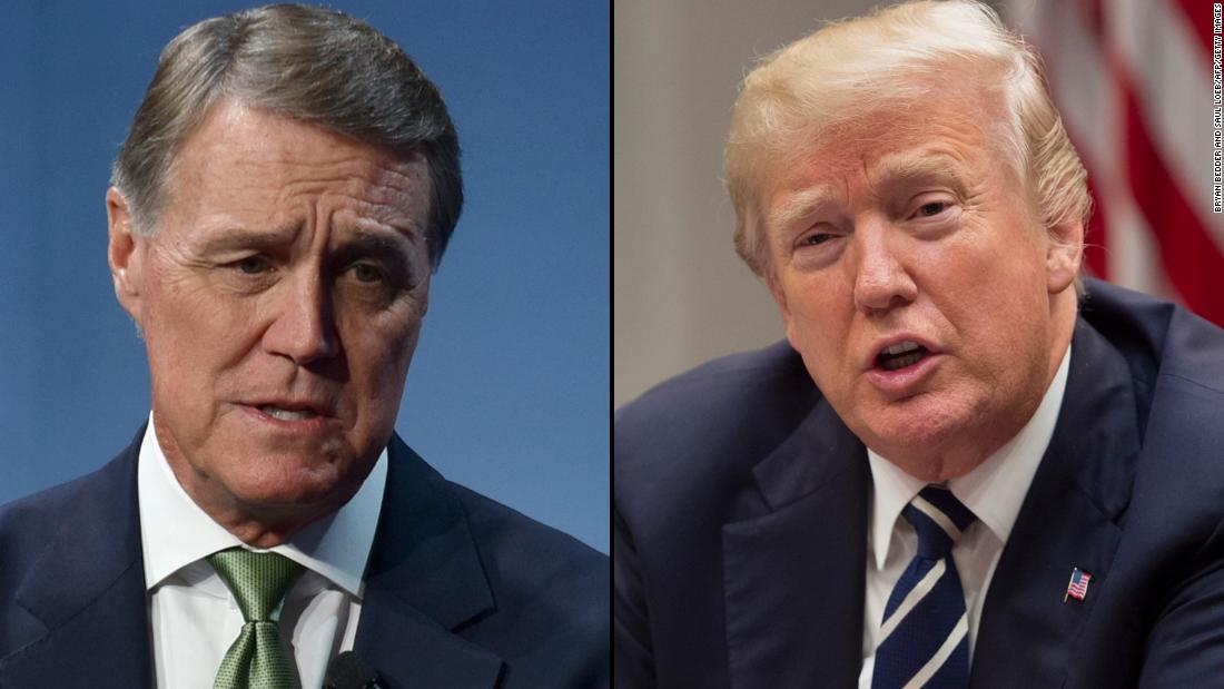 Republicans brace for Trump rally in Georgia ahead of Senate runoffs