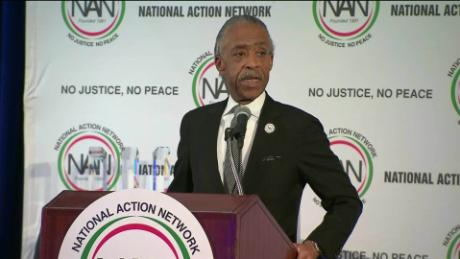 Rev. Sharpton: Trump meetings have been profane