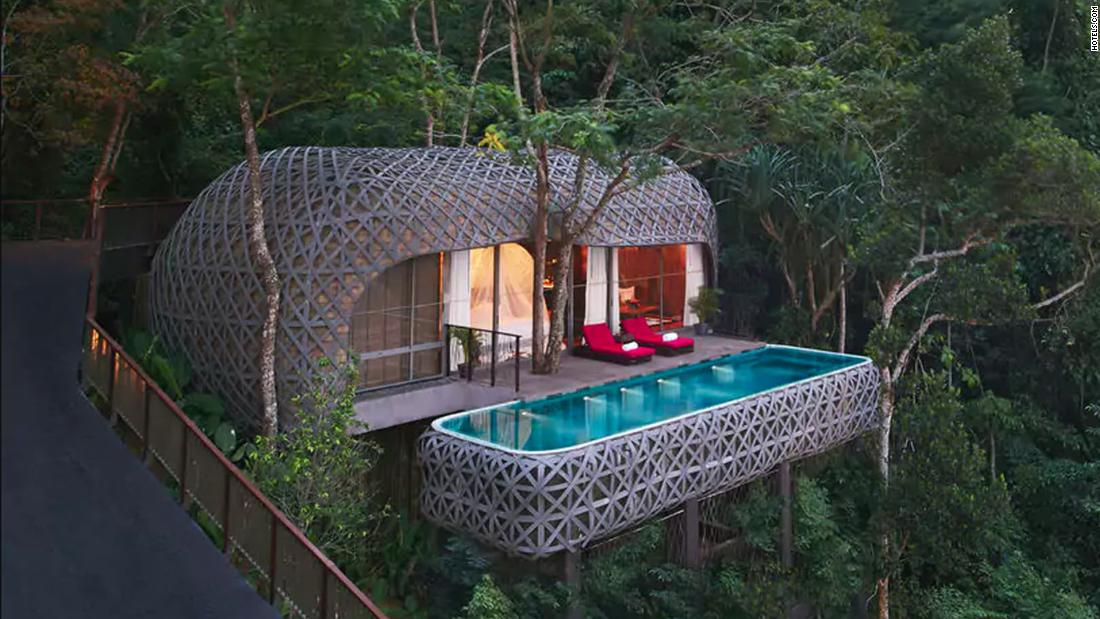 Tree-house Hotels To Take Your Vacations To New Heights