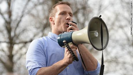 Eric Greitens cancels statewide tour amid affair fallout