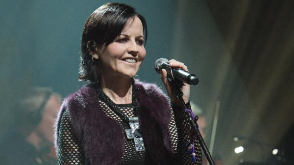 "Dolores O'Riordan, lead singer of the Irish band The Cranberries, died in London on January 15, according to a statement from her publicist. She was 46. No details were immediately given on the cause of her death. The Cranberries rose to global fame in the mid-1990s with a string of hits, including ""Linger,"" ""Zombie"" and ""Dreams."" The group has sold more than 40 million albums worldwide."