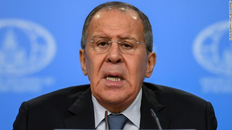 The new advisory comes just a few weeks after Russian Foreign Minister Sergei Lavrov accused the US of destabilizing the world.