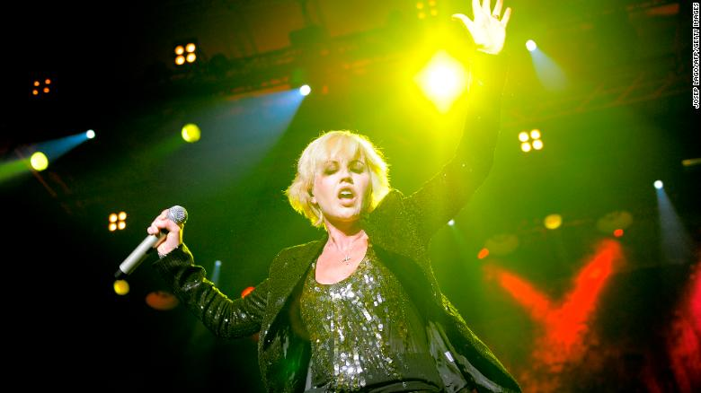 Cranberries singer Dolores O'Riordan dies at age 46