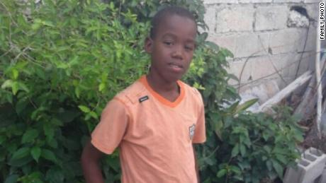 Haitian boy thriving after 2010 earthquake