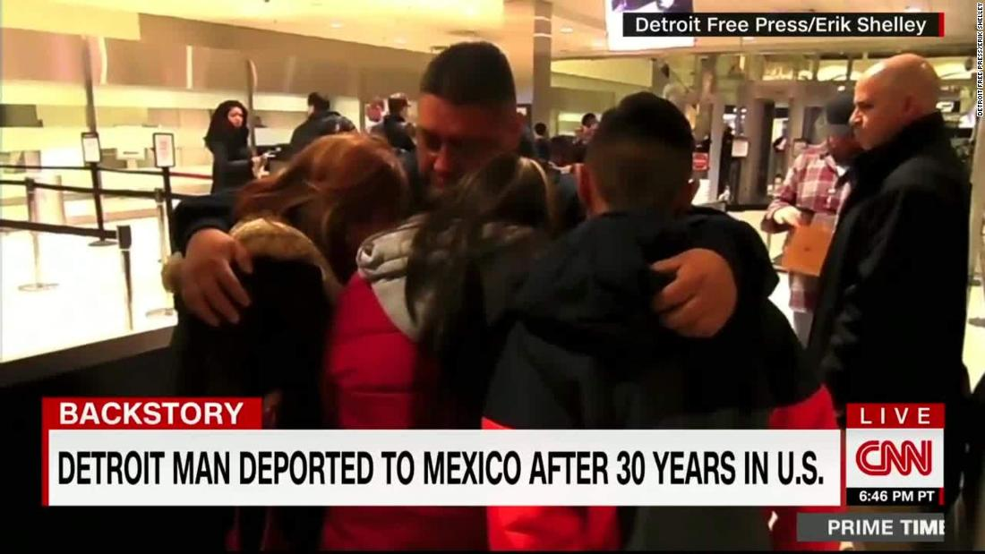 Detroit man deported to Mexico after 30 years in US – Trending Stuff