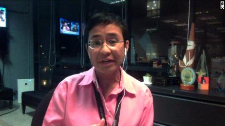 Rappler CEO: Stripping of license is political