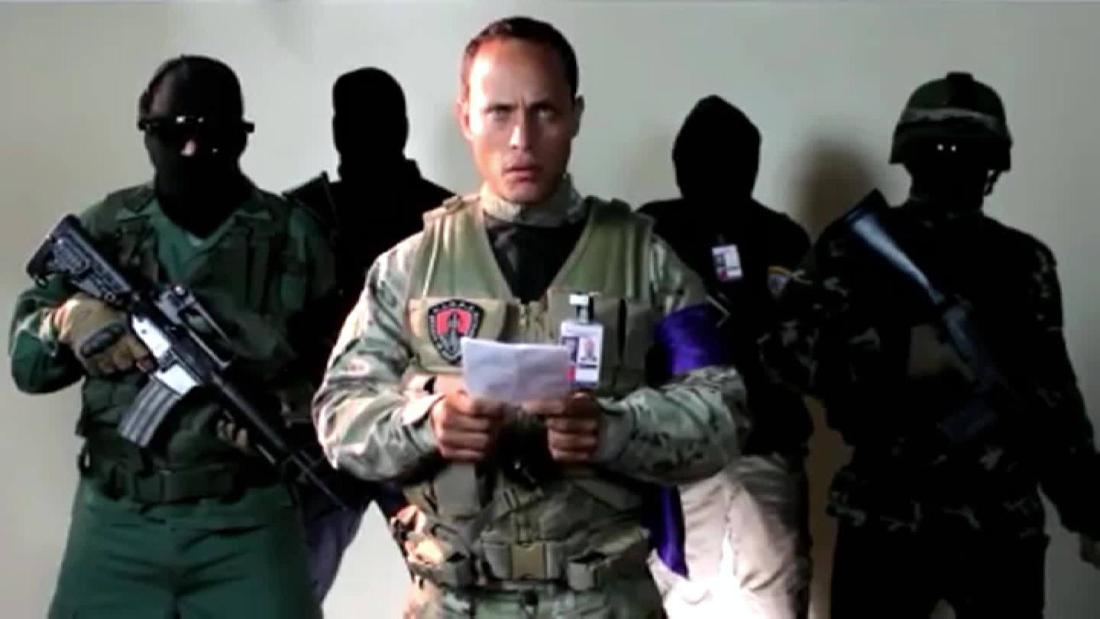 Was Venezuela's rebel cop executed? Leaked photos raise questions