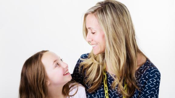 "Katie Hurley, author of ""No More Mean Girls,"" and her 11-year-old daughter, Riley"