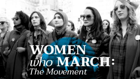 The Women's March: How a moment became a movement