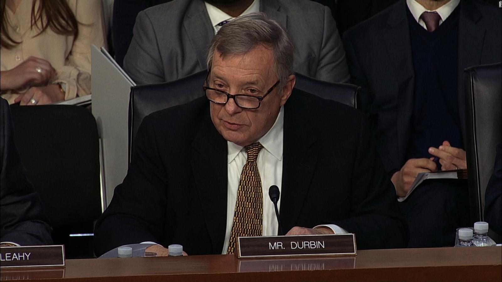 Dick durbin senate
