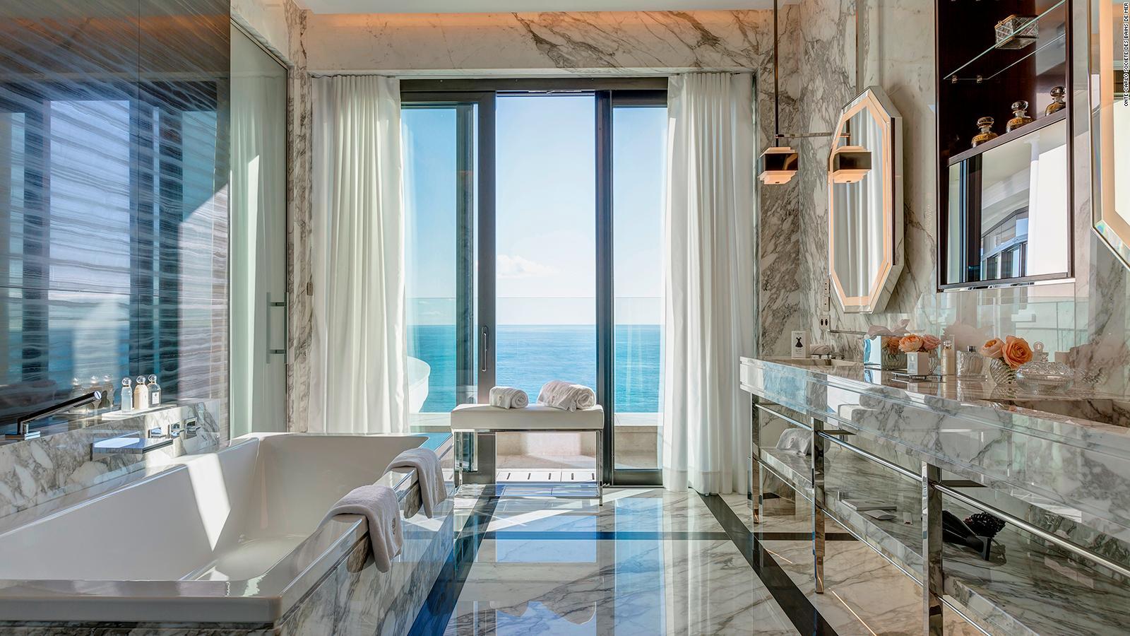 Princess Grace hotel suite in Monte Carlo is $48,000 a night | CNN ...