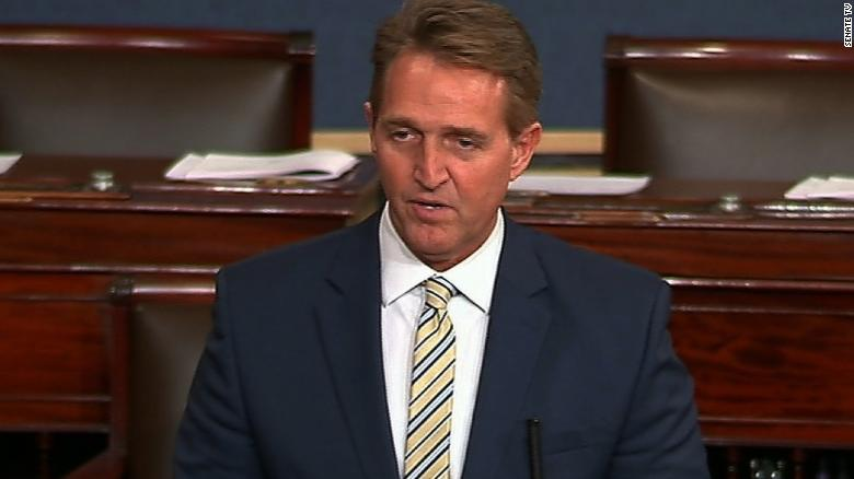 Flake: Democracy won't last without truth