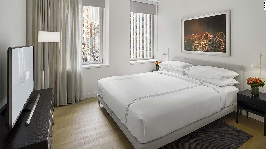 Best hotel beds and where to buy them | CNN Travel
