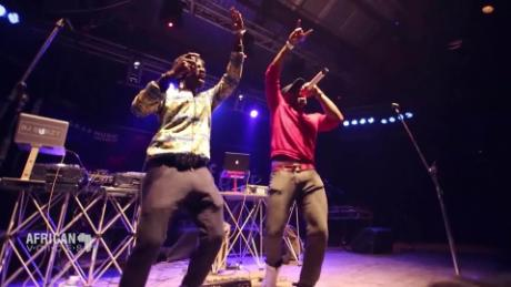African Voices nigeria's take on rap: poetry and philosophy A_00023721