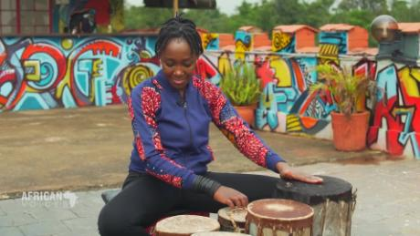 African Voices nairobi's kasiva mutua playing her way to equality B_00020227