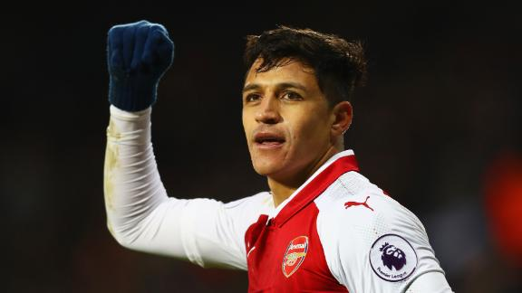 And the Manchester club Alexis Sanchez has signed for is ... United.  Sanchez had linked with a move to Manchester City, but the 29-year-old Chilean has opted to join Jose Mourinho
