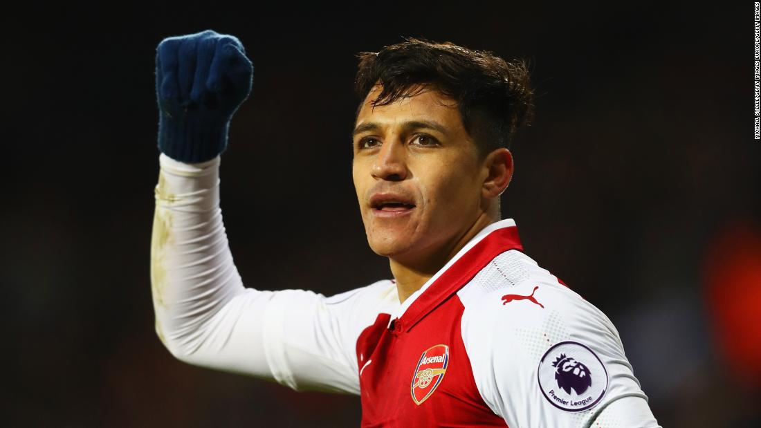 And the Manchester club Alexis Sanchez has signed for is ... United.<br />Sanchez had linked with a move to Manchester City, but the 29-year-old Chilean has opted to join Jose Mourinho's United.