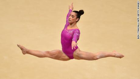 Olympic gymnasts who have accused Larry Nassar of abuse