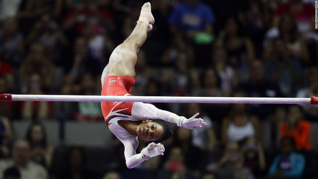 "2012 Olympic all-around champion Gabby Douglas said she was also abused by Nassar. ""I didn't publicly share my experiences as well as many other things because for years we were conditioned to stay silent and honestly some things were extremely painful,"" she posted on Instagram. <br />"