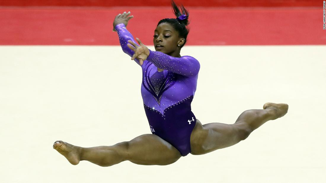 "Reigning Olympic all-around champion Simone Biles said in mid-January, on the eve of Larry Nassar's sentencing, that she was one of the many girls and young women who was sexually abused by the former USA Gymnastics team doctor. ""There are many reasons that I have been reluctant to share my story,"" she said, ""but I know now that it is not my fault."""