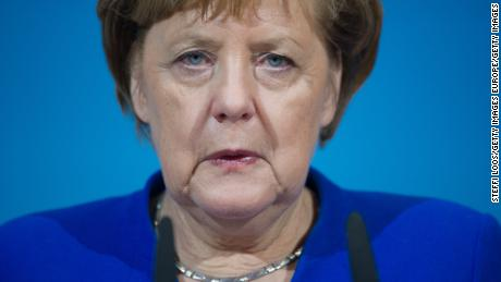 If the vote passes on Sunday, official coalition talks will begin between Germany's Social Democrats and Chancellor Angela Merkel's party.