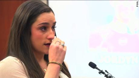 Ex-Olympian: I will not live life as a victim