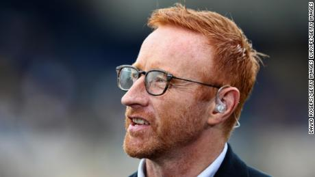 NORTHAMPTON, ENGLAND - JULY 29:  Ben Ryan, the former international 7s coach looks on during the Singha Premiership Rugby 7s Series Day Two at Franklin's Gardens on July 29, 2017 in Northampton, England.  (Photo by David Rogers/Getty Images)