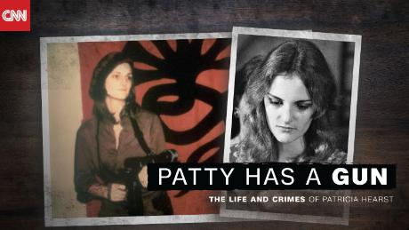 Image result for patty hearst cnn podcast