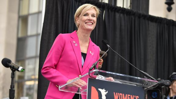 WASHINGTON, DC - JANUARY 21:  Cecile Richards attends the Women