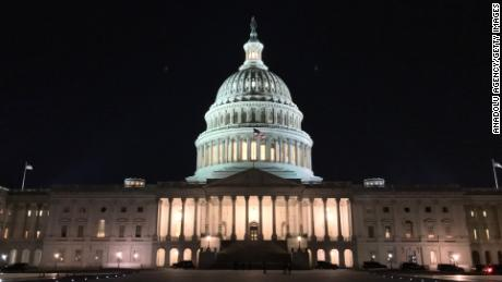 Government shuts down, debate continues