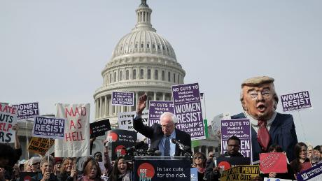 #2020Vision: Sanders 'seriously contemplating' 2020; Biden draft effort live in Iowa; Booker wants to 'unify people'
