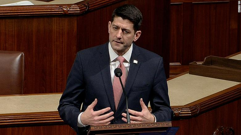 Ryan calls out Schumer on 2013 shutdown remarks