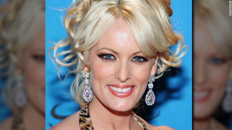 NYT: Trump lawyer says he paid Stormy Daniels