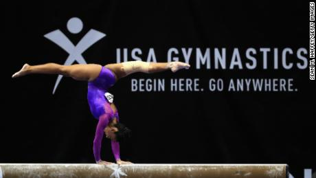 USA Gymnastics' board steps down in wake of Nassar abuse scandal