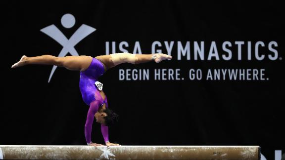 USA Gymnastics was already undergoing an overhaul due to the Larry Nassar scandal.