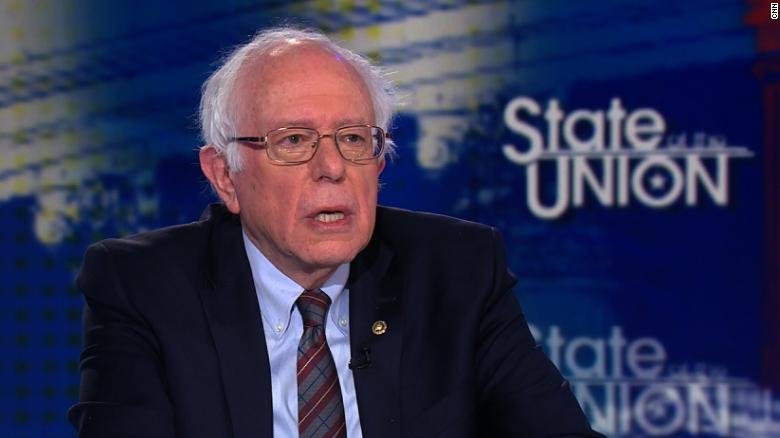 Sanders on new Trump ad: It's really sad