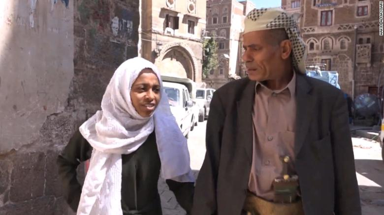Arranged marriage in yemen