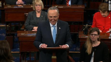 "Schumer ""went with his heart...not with his head"""