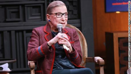 #MeToo will have staying power, Ruth Bader Ginsburg insists