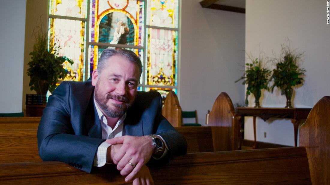 Greg Lee, who has children in school, says he believes prayer belongs everywhere.