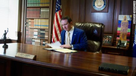 Louisiana Attorney General Jeff Landry says faith can always be exercised freely.