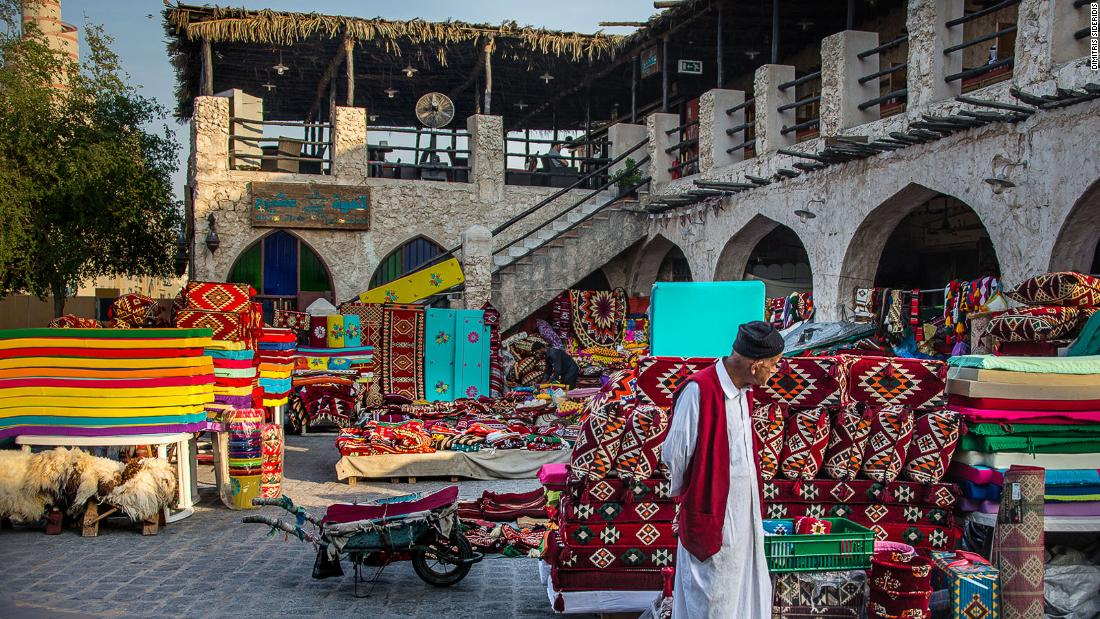 10 things to see and do at Doha's 'standing market'