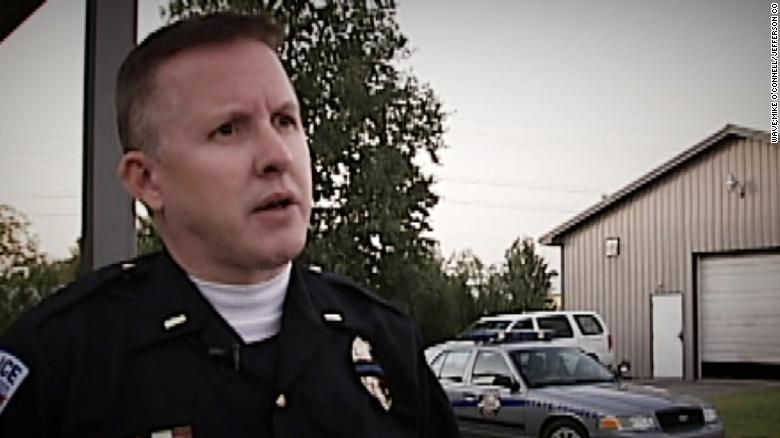 Former Prospect, Kentucky, assistant police chief Todd Shaw.
