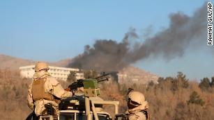 After Kabul hotel attack, is anywhere in Afghan capital safe?