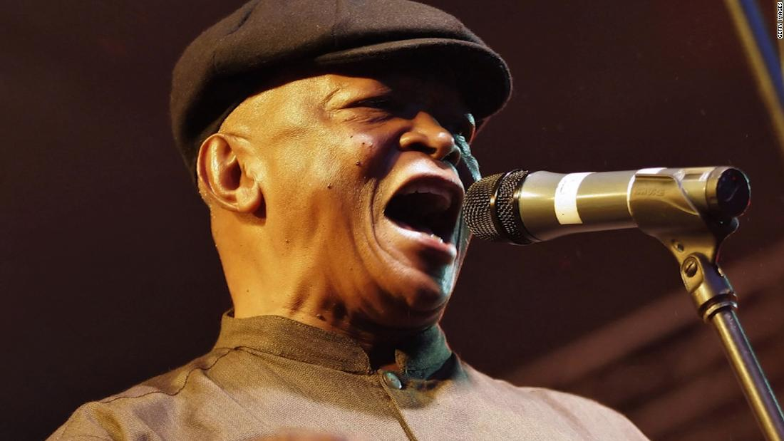 Hugh Masekela: The man behind the music