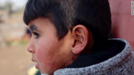 Ayham's brother was kidnapped during ISIS' conquest of Sinjar.
