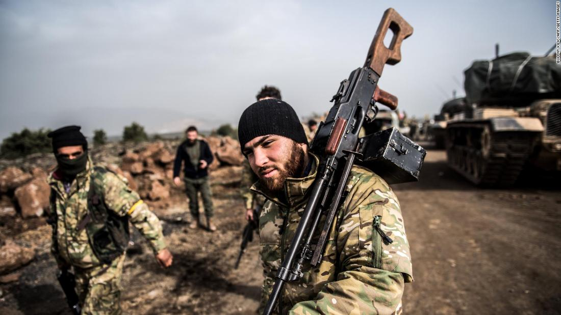 Kurdish alliance complicates relationship with US