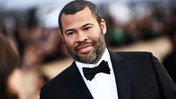 Actor, director and writer Jordan Peele attends the 24th Annual Screen Actors Guild Awards at The Shrine Auditorium on January 21, 2018 in Los Angeles, California.
