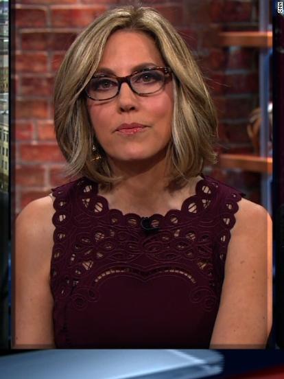 Alisyn Camerota Porn - Former political director dodges questions CNN's Alisyn ...