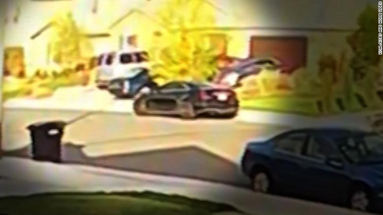 Surveillance shows Turpin siblings' escape